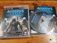 Ps3 Assassin's Creed Heritage collection 12 3 Revelations y la Hermandad España
