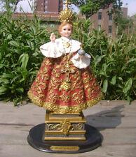 BEAUTIFUL Large infant Baby jesus of prague Statue Figurine  12''