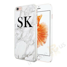 Personalised Marble Phone Case Cover For Apple Samsung Huawei 026-5