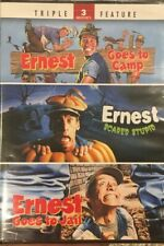 Ernest Goes to Camp/Ernest Scared Stupid/Ernest Goes to Jail (DVD, 2011, 2-Disc)