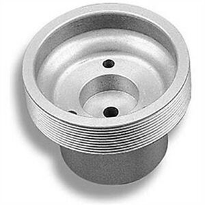 Weiand 6813WIN Lower Drive Pulley Small Block Chevy 142/144/177 Series Superchar