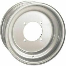 New listing Silver 10x5, 4/110, 2+3 Ams Steel Wheel - Ams120