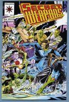Secret Weapons #2 (Oct 1993, Valiant) [Bloodshot] Joe St. Pierre