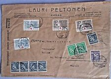 Finland.1934 Commercial Cover