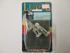 Grenadier Miniatures Fantasy Legends Blister #3121 Elf Sinister Command Metal