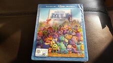 Monster University Blufans exclusive Blu-ray Steelbook, New/Mint,  lenticular