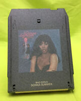 Bad Girls by Donna Summer (8-track Cartridge 1979) Good Condition Disco Music