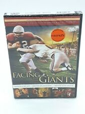 Facing the Giants DVD 2006 Special Collectors Edition Widescreen NEW SEALED