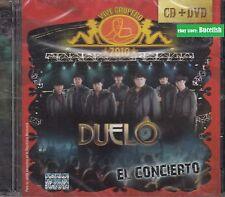 Duelo El Concierto Vive Grupero 2010 CD+DVD New Nuevo sealed