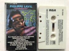 PHILIPPE LAVIL NONCHALANCES K7 CASSETTE AUDIO TAPE C36