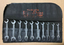 Vintage Blue Point Ignition Wrench Set from Snap-On