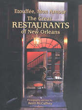 NEW Etouffée, Mon Amour: The Great Restaurants of New Orleans by Peggy Laborde