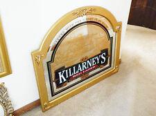 Killarney's Red Lager Bar/Man cave Mirror