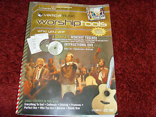 Vertical Music Worshiptools Who You are toolbook dvd cd lyric  guitar sheets WOW