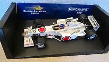 F1 Formula1 JACQUES VILLENEUVE MINICHAMPS  2000 BAR HONDA WILLIAMS LOOKS ALIKE