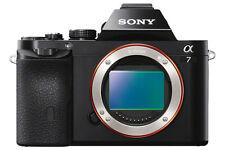 Sony Alpha 7 A7 ILCE-7 Gehäuse Body Vollformatsensor Neuware Sony-Fachhändler