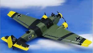Franklin Mint Armour B11B639 JUNKERS JU-52 1Z+AN Crete 1941 scale 1:48