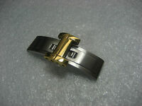 BULOVA 98R165 NEW CLASP LADIES WATCH GOLD PLATED 14.00 MM LINK