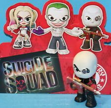 Funko Mystery Minis Suicide Squad Movie Figure Deadshot (Will Smith) Masked