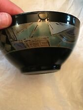 arcoroc france Harlequin Pattern bowls 3C