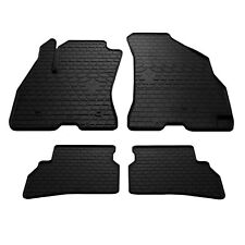 Rubber Carmats All Weather Fully Tailored Car Floor Mat for Fiat Doblo 2010-2018