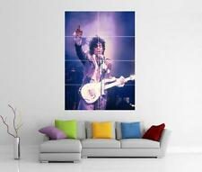 PRINCE PURPLE RAIN LIVE SYMBOL MUSICOLGY GIANT WALL ART PICTURE PRINT POSTER