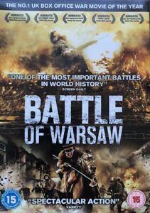 The Battle Of Warsaw DVD Eng Subs War Drama - REG 2 - AUS STOCK