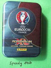Panini UEFA Euro 2016  Pocket Tin Mini 30 Base Cards 1 limited Edition Motiv 3