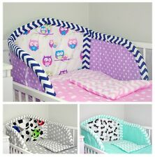 BABY'S COMFORT DREAMS 3 PCS BABY BEDDING SET - 14 DESIGNS for cot / cotbed