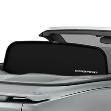 2016-2018 Chevrolet Camaro Genuine GM Convertible Windscreen Deflector 23432014
