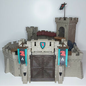 Playmobil Knights 4866 Falcon Knights Castle Bundle & Accessories NOT COMPLETE