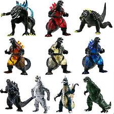 10x Godzilla Action Figure Toy Monsters Mechagodzilla Trendmaster Gigan Anguirus
