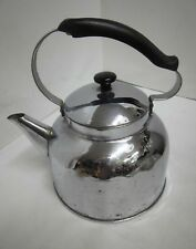 30er 40er Jahre Wasserkessel Teekessel Bakelitgriff kessel mid century 30s 40s