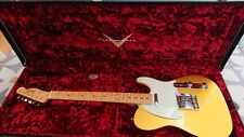 Fender Custom Shop Lush Closet Postmodern Telecaster Maple Frost Gold