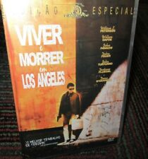 VIVER E MORRER EM LOS ANGELES DVD MOVIE, TO LIVE & DIE IN LA, REGION 4 DVD, GUC