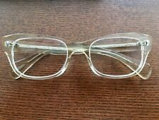 "OLIVER PEOPLES ""WACKS"" Eyeglass Frame Italy OV5174 1094 51-19-140 Clear Rx Lens"
