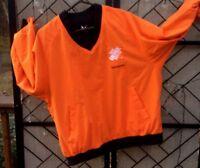 Home Depot Racing Lined Pullover V Neck Jacket Coat Men's Tony Stewart #20