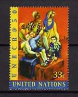 13390) UNO - ONU US$ 2000 MNH** Nuovi** UNHCR 1v