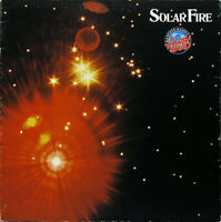 "Manfred Mann's Earth Band ‎– Solar Fire Vinyl 12"" LP UK ILPS 9265 1973"