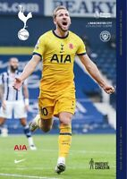 Sold out Tottenham v Manchester City November 2020 Programme Posting Out Now.