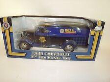 Crowns Premium 1935 Chevrolet 1 1/2 Ton Panel Van NAPA Chevy Truck DieCast NEW