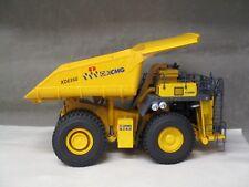Yagao Model XCMG XDE360 Mining Dump Truck Yellow New Release 2018  NIB 1:50