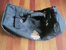 "The Club Glove Rolling on Wheels 25"" Duffle Golf Travel Bag Large Black"