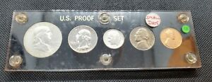 1960 (Small Date) Proof Set in Capital Holder | Beautiful Coins!