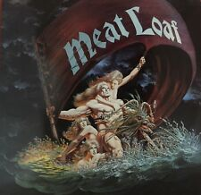 MEATLOAF Dead Ringer LP with Inner sleeve 1981 Original Excellent Condition