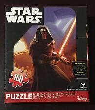 Star Wars The Force Awakens Kylo Ren 100pc Jigsaw Puzzle BNIB Brand New