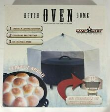 Camp Chef Dutch Oven Dome Convection Oven Cooks Bakes No Charcoal New