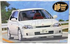 Fujimi 1/24 Honda Civic Type R (EK-9) Late Model  Model Kit