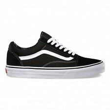 VANS Old Skool Skater Shoes Trainers Black UK 5 EU 38 Ln06 68