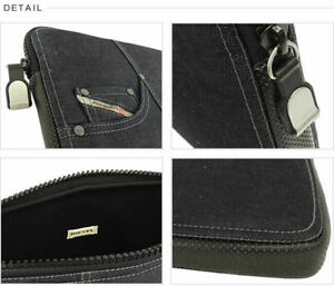 DIESEL Jeans Denim Laptop Notebook Apple Macbook Bag Case Protective Cover 13